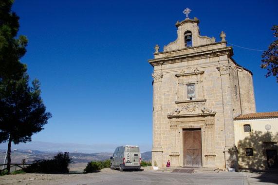 Chiesa Maria Santa Serenissima del Bosco