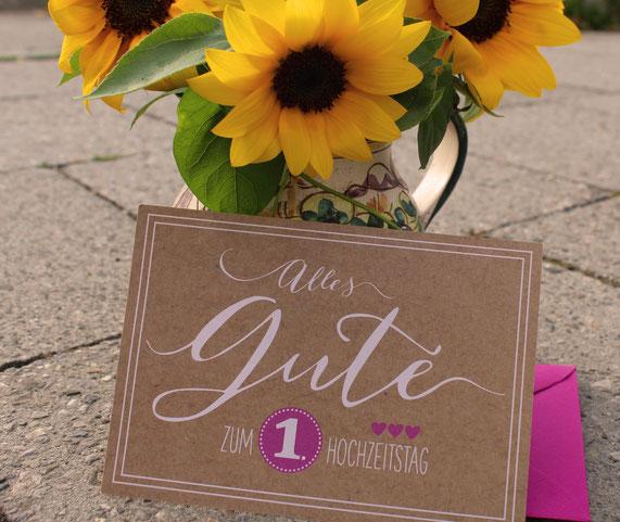 Gratulation Zum 1 Jährigen Hochzeitstag - Gluckwunsche Zum