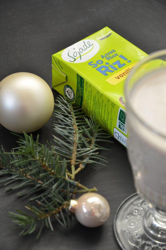 Das Vanille-Reisdessert erinnert von der Verpackung und die Konsistenz an niederländischen Vla und eignet sich deshalb hervorragend für die Weiterverarbeitung für Desserts und süße Getränke.