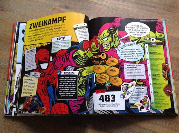 Das perfekte Coffee Table Book für alle Superhelden-Fans.