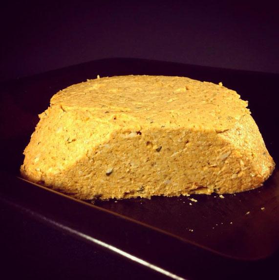 Der Obatzter-Käse ist nach langer Kühlzeit sogar schnittfest.