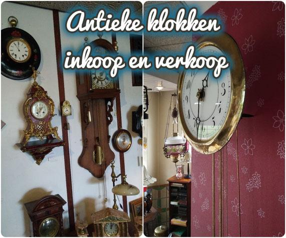 antieke klokken oude klokken inkoop en verkoop