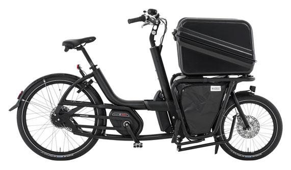 Urban Arrow Shorty Flatbed - Cargo e-Bike 2019
