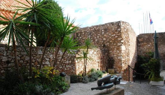sculpture, musée volti, villefranche sur mer, cote d'azur, acheter volti, original, certificat fondation volti
