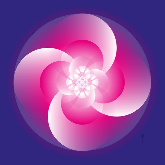Mandala - Vibration-Flux-I - © Franck Chastanier - Avril 2019