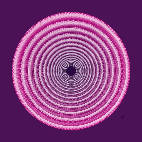 Mandala - Vibration-Trame-I - © Franck Chastanier - Avril 2019