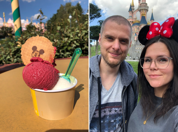 vegan disneyland paris