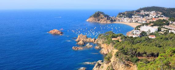 Les plus belles villas à louer pour les vacances à Tossa de Mar