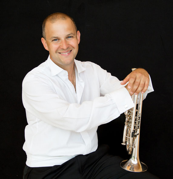 Christian Löw, Symphonic Brass Trio Vienna, Trompete