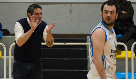 Coach Carchia e Stefano Castellano - Roberta Cravero ph.