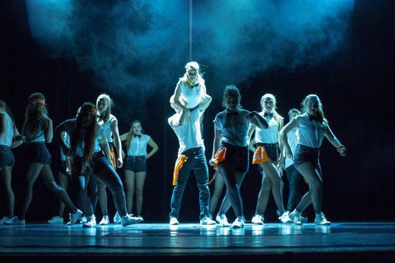 Up To Dance Festival, das Tanzevent im Frühjahr mit Shows und Workshops.