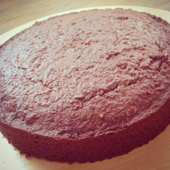 Schwarztee Nuss Schoko Kuchen Vegan Der Vegane Genussblog
