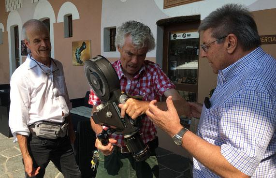 Claudio Tettamanti, Paolo Lehner,