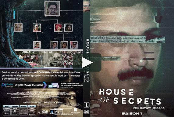House of Secrets The Burari Deaths Saison 1