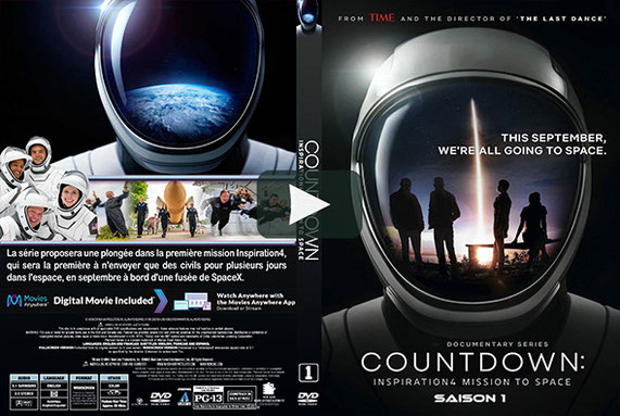 Countdown Inspiration4 Mission to Space Season 1