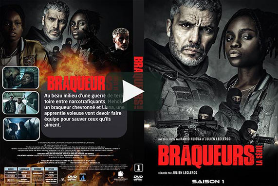 Braqueurs Saison 1 (Ganglands)