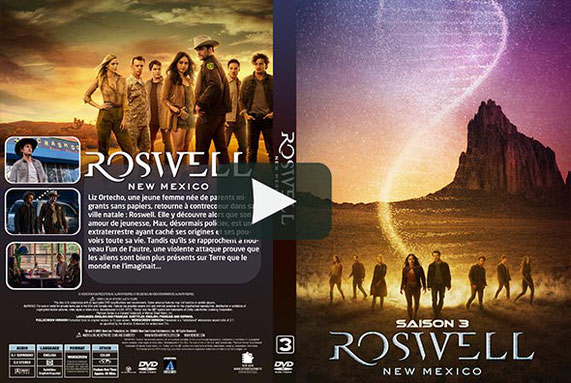 Roswell New Mexico Saison 3