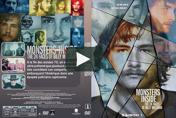 Monsters Inside The 24 Faces of Billy Milligan Saison 1