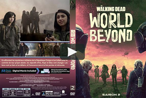 The Walking Dead World Beyond Saison 2