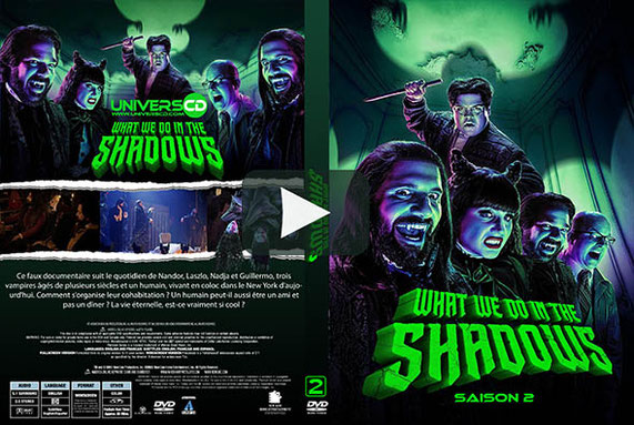 What We Do in the Shadows Saison 2