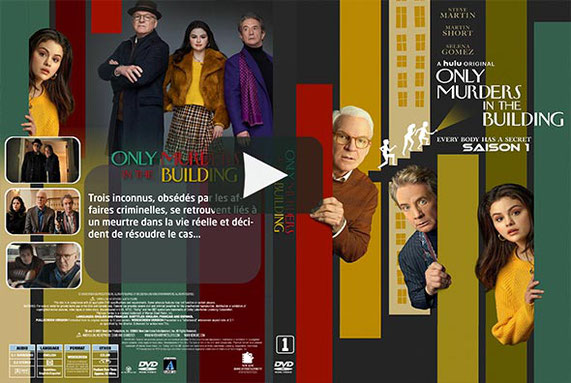 Only Murders In The Building Saison 1
