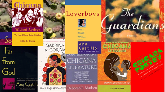 Literary works of Chicana writers