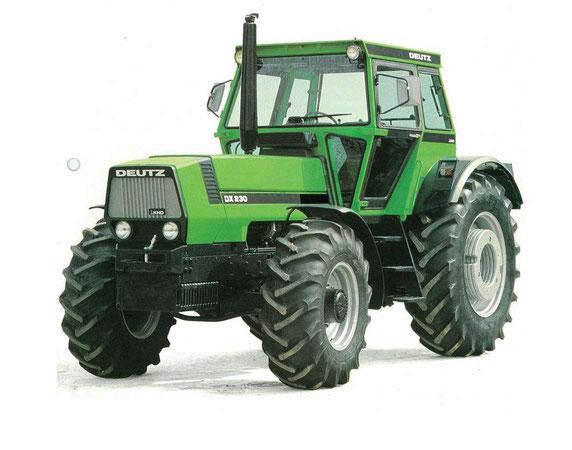 Deutz-Fahr DX 250