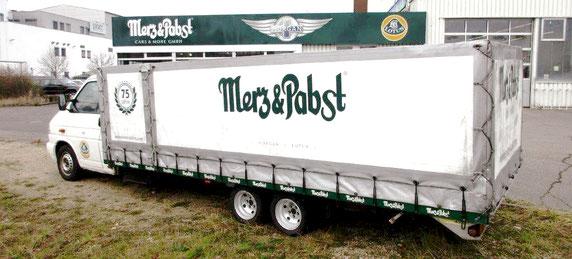 Morgan Transporter Merz&Pabst