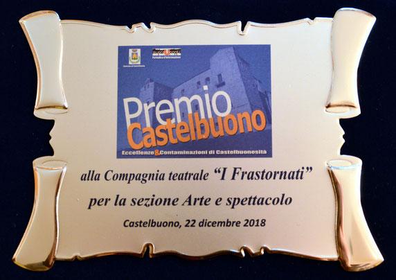 Premio Castelbuono - Eccellenze e Contaminazioni di Castelbuonesità
