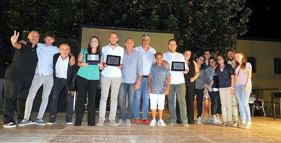 """Premiazione V Edizione """"Premio Totò D'Ippolito"""" Città di Cefalù - Compagnia Teatrale i Frastornati"""