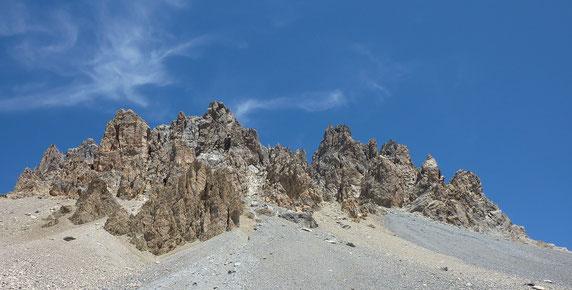 Didier Nicard - Guide de haute montagne - Escalade haute montagne - Tête de MoÏse - Via ferrata - traversée arêtes