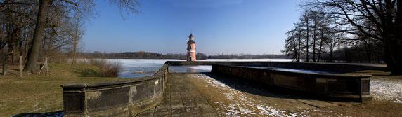 Historischer Leuchtturm
