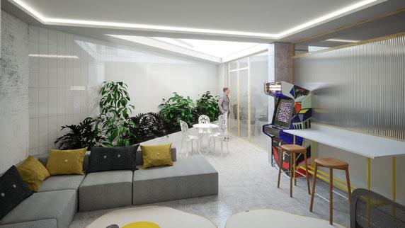 Planimetría y planos comerciales para viviendas a partir de modelos 3D. Grupo Larvin