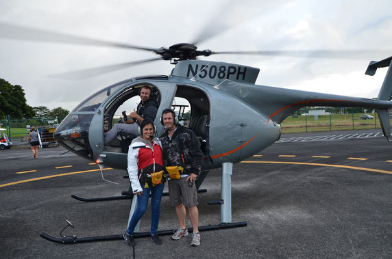 Hawaii Volcanoes National Park-Paradise Helicopters