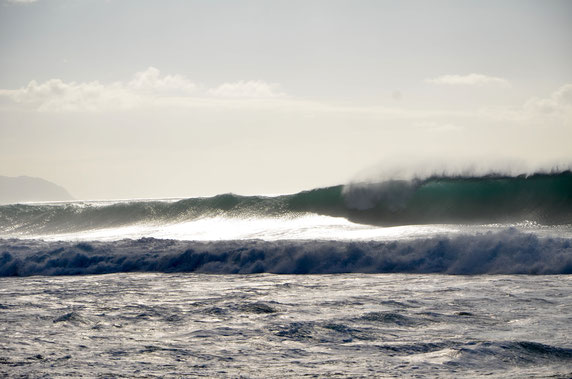 Pipeline-Wave-Hawaii-North Shore