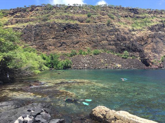 Kealakekua Bay- Big Island