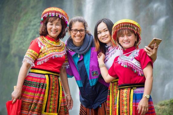 Ban Gioc–Detian Falls, Vietnam, 2017