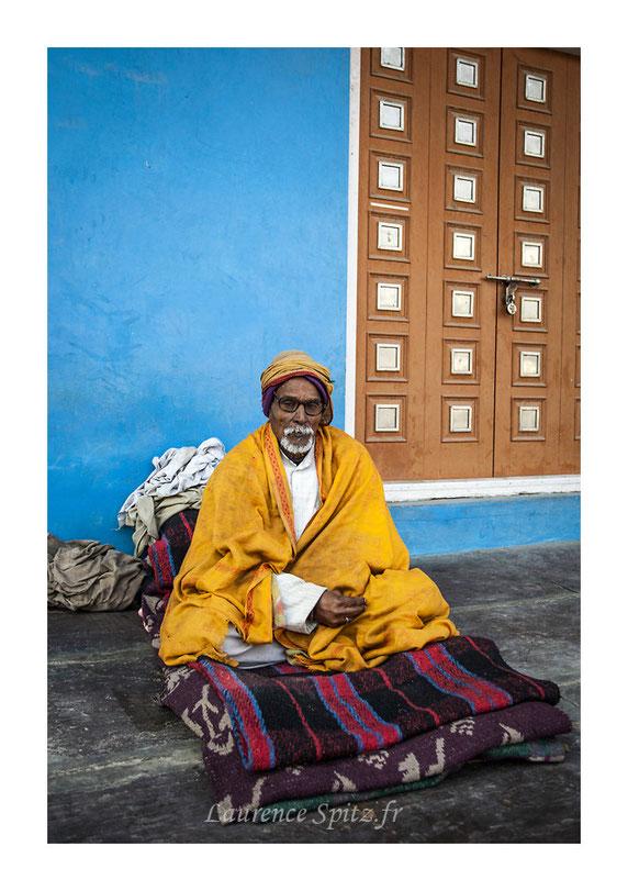 • Le vieille homme • Pushkar.