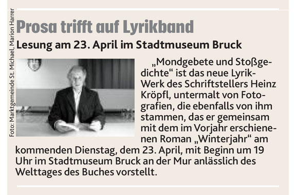Steirerkrone Ennstal Mürztal 18.04.2019