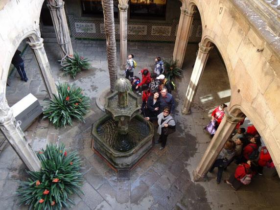 Дом Архидьякона, Барселона