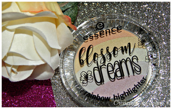 Blossom Dreams Rainbow Highlighter