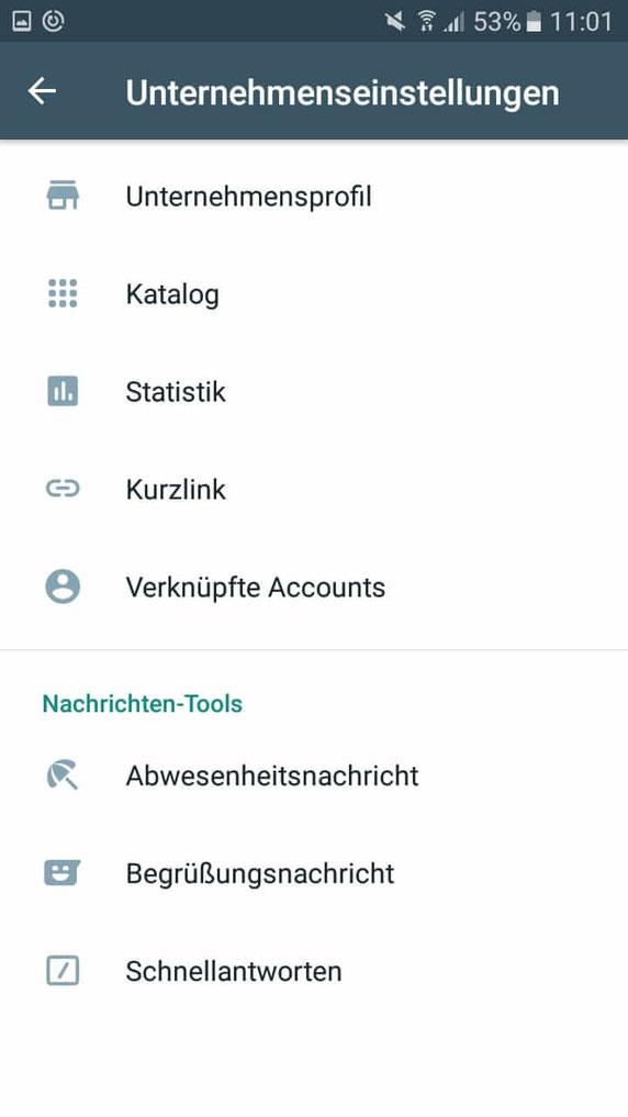 WhatsApp Business - Vorteile/Nachteile - Sonja Kleiser