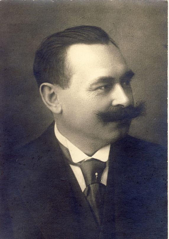 Erhard (1871-1918), Foto von etwa 1910 [11]