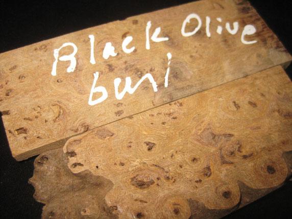 ブラックオリーブのバール