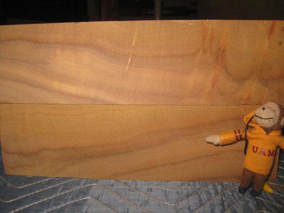 T:70mm 木口は超スムース。