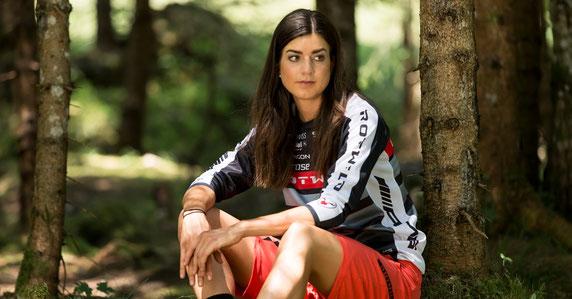 Titelverteidigerin Nadine Rieder ©Johannes Poettgens