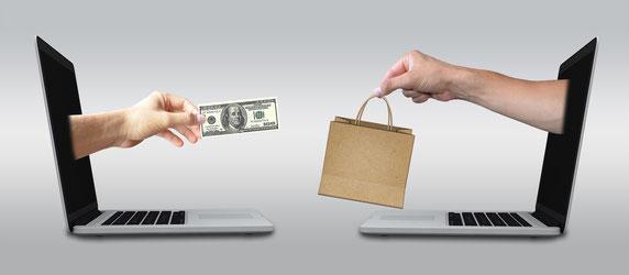 payer un achat en ligne par Interac, légal ou non?