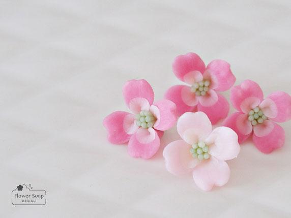 銀座の石けん教室 お花の石けん 東京で人気の石けん教室 資格が取れる教室