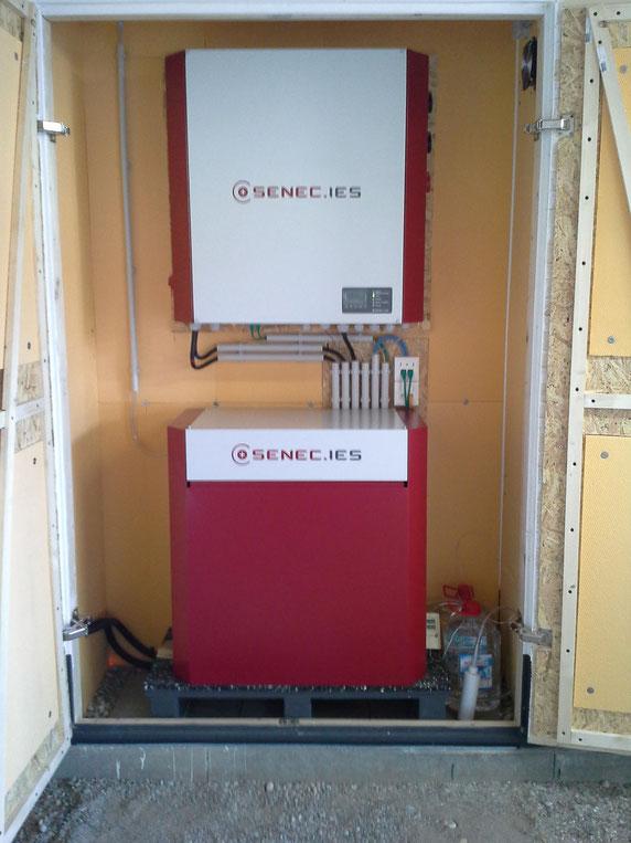 SENEC Photovoltaik Speicher Ort: 82178 Puchheim