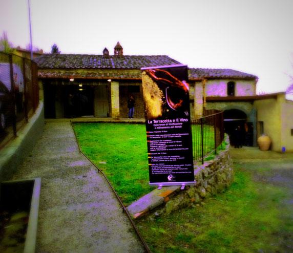 Impruneta, Terracotta e vino, Toscana, Italia. Itinerari di vino. Blog Etesiaca